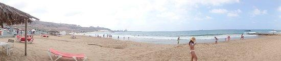Jiyeh, Lebanon: panorama for the beach