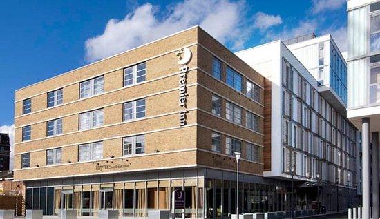 Premier Inn London Greenwich Hotel