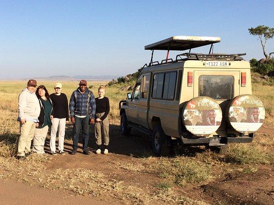 Twanga Touring