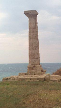 Tempio di Hera Lacinia di Capo Colonna - Crotone.