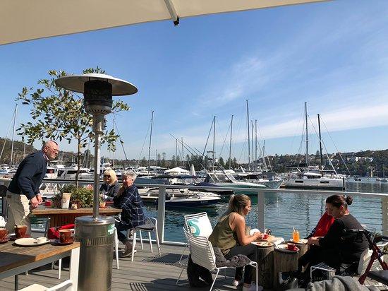 Clontarf, Australia: Marina & Water Views