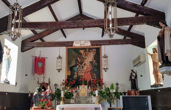 Chapelle de la  Sainte Croix de Porto Vecchio