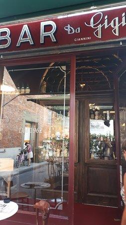 Lotzorai, Italy: Bar Da Gigi
