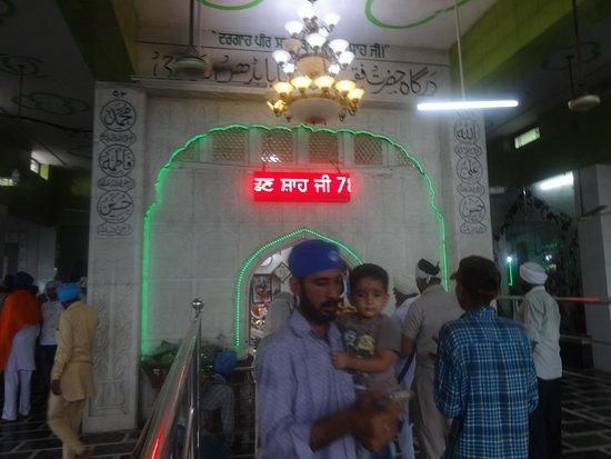 Punjab, India: Pir Buddan Shah