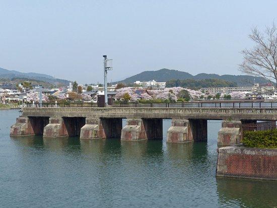 Setagawa Araizeki Canal Gate