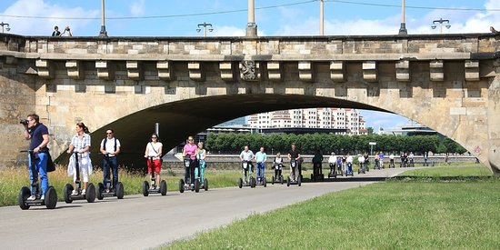 S&V Mobility - Segway Vermietung Dresden
