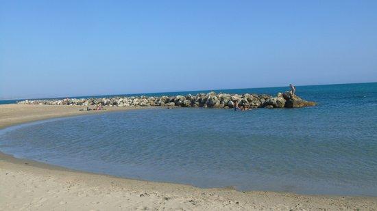 Sciacca, Taliansko: Spiaggia La Tonnara