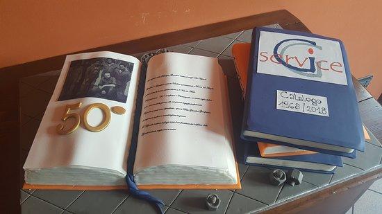 Petrignano d'Assisi, Italien: Anniversario 50 anni di attività G SERVICE Giombini