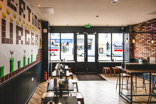 Libertine Burger: The shop