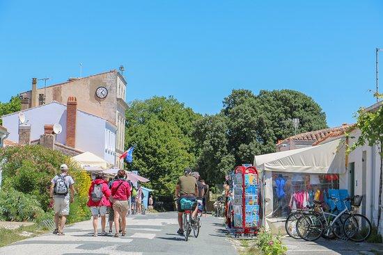 Village de l 39 le d 39 aix photo de office de tourisme rochefort oc an 39 le d 39 aix tripadvisor - Office de tourisme rochefort ocean ...