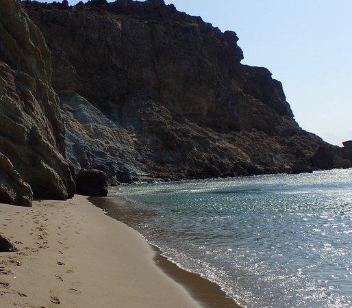 Paros Beaches: Kalogeros Beach (Marpissa)