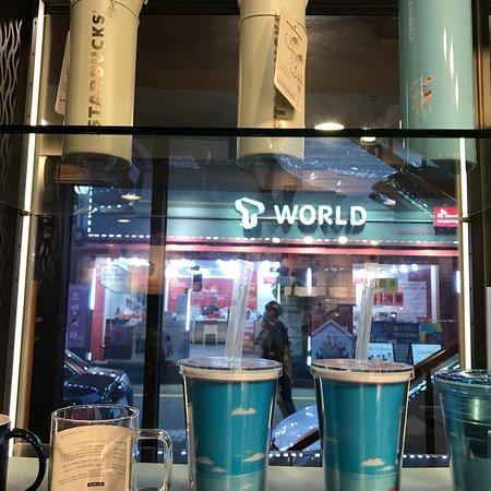 Starbucks Sookdaeipgu Station 4 Line
