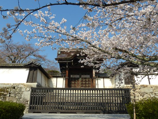 Remains of Shigain-mon
