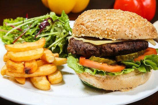 Suzana Restaurant & Bar: us Angus burger