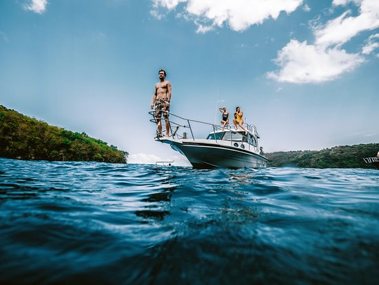 Private Boat Tours Around Bali