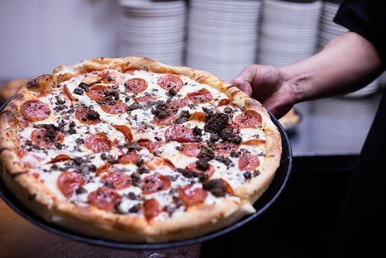 Milton's Pizza & Pasta: Pizza