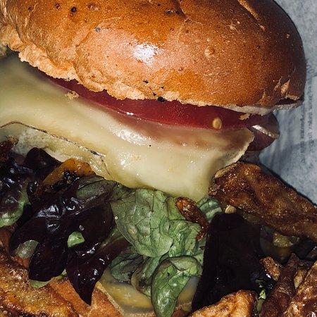 Castelnau-de-Medoc, França: Personal Burger