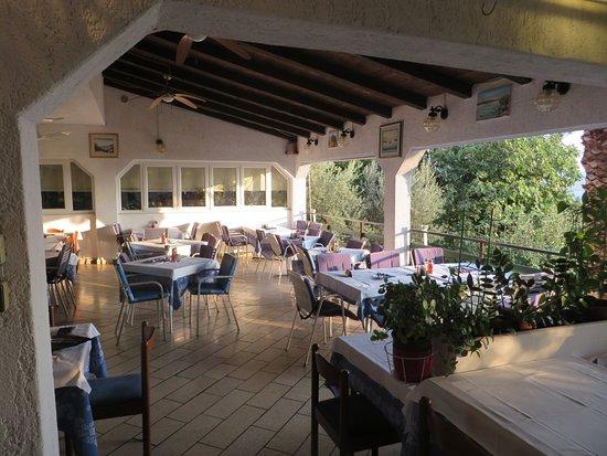 Jadranovo, Croatie: Gastraum