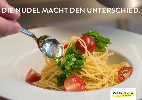 Stadt Wehlen, Duitsland: Pasta