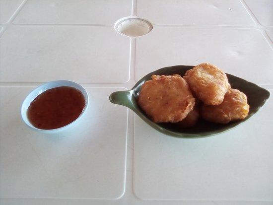Naat Restaurant: Chicken Nuggets