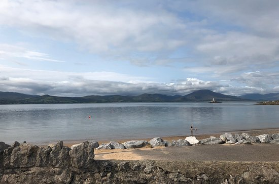 Fenit, أيرلندا: The view