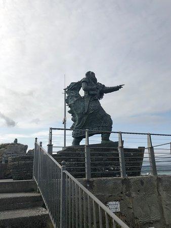 Fenit, Ιρλανδία: St Brendan