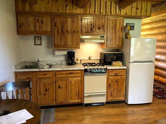 Luton's Teton Cabins Picture