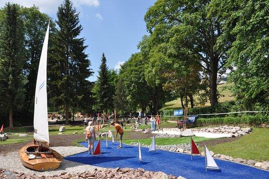Abenteuer-Golfpark Hochschwarzwald
