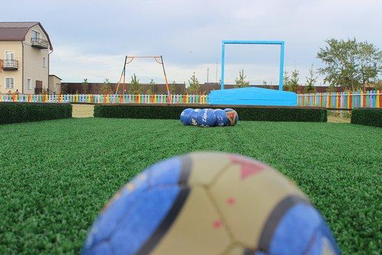 Зеренда, Казахстан: Snookball