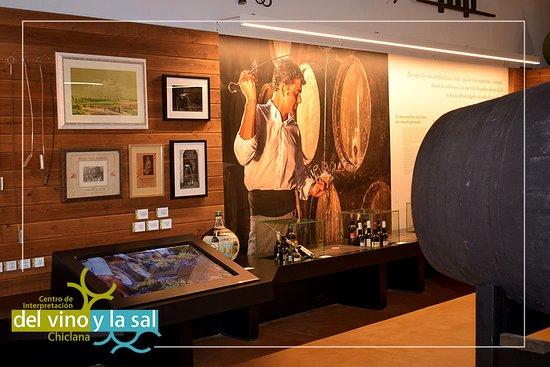 Centro de interpretación del vino y la sal