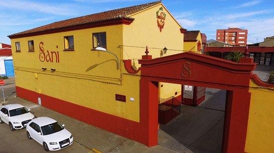 Almendralejo, Hiszpania: BODEGA