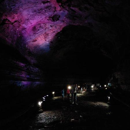 Manjanggul Cave ภาพถ่าย