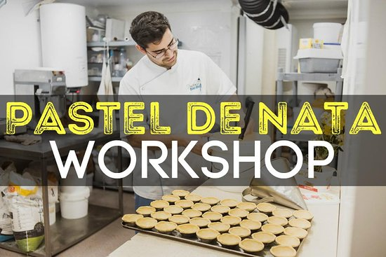 Pastel de Nata Workshop by Pastelaria Batalha