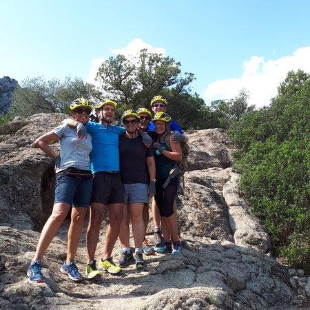 Active Holiday Sardinia: Juste Wahou !!! Des paysages à couper le souffle... un accompagnateur au top qui connaît tout de
