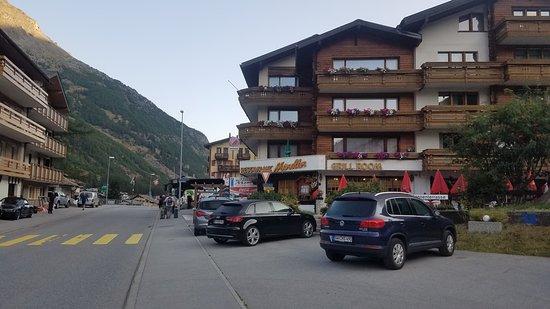 Hotel Moulin, Hotels in Saas-Fee