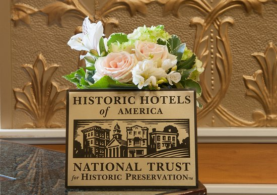 Napa River Inn at the Historic Napa Mill: Our historic hotel is on the National Trust for Historic Preservation