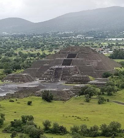 San Juan Teotihuacán, México: Teotihuacan Pyramids