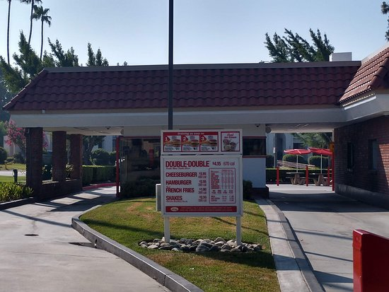 La Verne, CA: Rare to see the double drive-through. See one in Azusa, CA also.