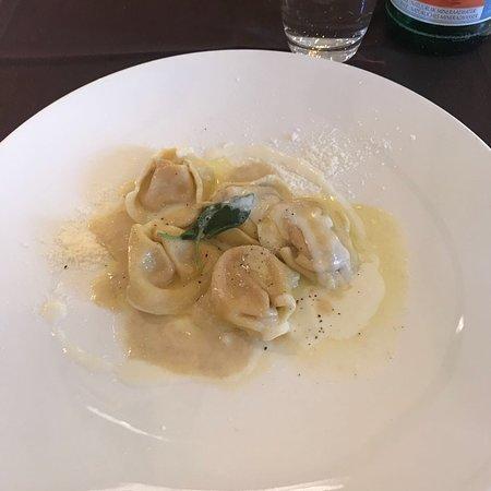 San Maurizio 1619: Ravioli di zucca