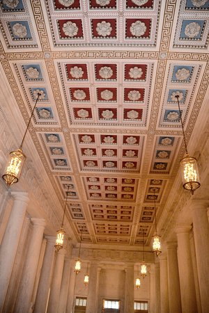 Supreme Court: hallway
