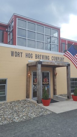 ‪Wort Hog Brewing Company‬