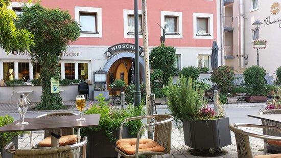 Gailingen, Deutschland: Gasthof Hirschen