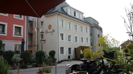 Gailingen, Deutschland: Hotel Rheingold