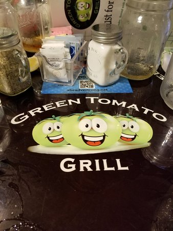 Green Tomato Grill: 20180829_182740_large.jpg