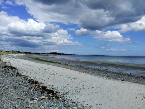 Cloughey Bay Beach