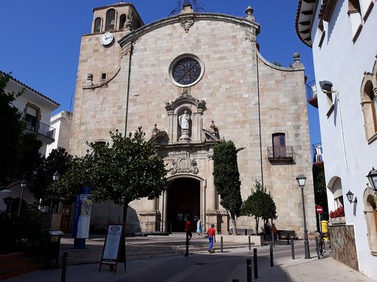 ‪Parish Church of Sant Vicenc‬