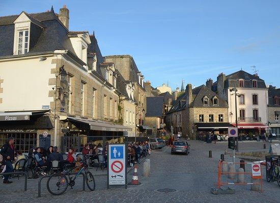 Restaurant Saint Sauveur Auray