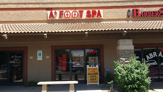 A+ Foot Spa Massage
