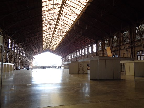 Centro de Convenciones Estación Belgrano
