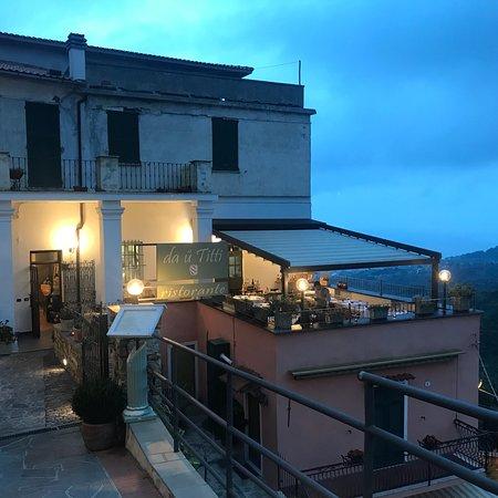 Lingueglietta, Италия: Piatti